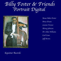 Billy Foster and Friends Portrait Digital — Billy Foster
