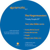 Freaky People EP — The Fingermonsters