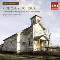 Ride on King Jesus – Florence Quivar sings black music of America — Florence Quivar