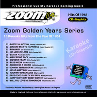 Zoom Karaoke Golden Years 1961 — сборник