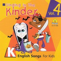 Singing in the Kinder: English Songs for Kids, Vol. 4 — WAKE UP!