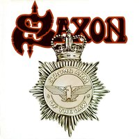 Strong Arm Of The Law — Saxon
