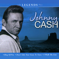 Legends - Johnny Cash — Johnny Cash