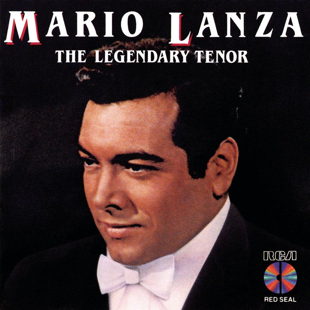 Mario Lanza - Serenade / My Destiny