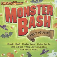 Monster Bash Party Music — The Hit Crew