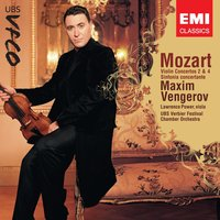 Mozart Concertos — Royal Philharmonic Orchestra, Sir Thomas Beecham, Maxim Vengerov, UBS Verbier Festival Chamber Orchestra, Lawrence Power, Jack Brymer, Вольфганг Амадей Моцарт