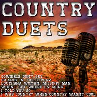 Country Duets — The Sheltons