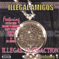 Illegal Transaction Volume 4 — Illegal Amigos