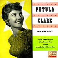 "Vintage Pop Nº 55  - EPs Collectors ""Petula Clark Hit Parade 2'"" — Petula Clark"