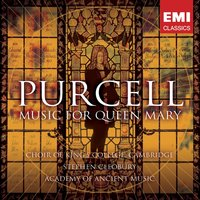 King's College Choir: Purcell — Choir Of King's College, Cambridge, Stephen Cleobury, Academy Of Ancient Music, King's College Choir, Cambridge, Генри Пёрселл
