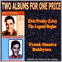 Two Albums for One Price - Elvis Presley & Frank Sinatra — сборник