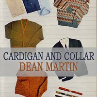 Cardigan And Collar — Dean Martin