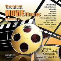 Greatest Movie Themes, Vol. 3 — Hans Zimmer, James Newton Howard, George Bruns, Miklós Rózsa, Jimmie Dodd, Marc Reift