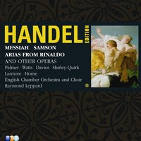 Handel Edition Volume 4 - Samson, Messiah & Arias from Rinaldo, Serse etc — English Chamber Orchestra, Handel Edition