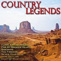 Country Legends — The Sheltons