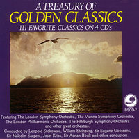 A Treasury of Golden Classics — Various World Reknowed Orchestras And Conductors