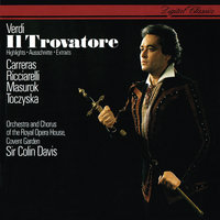 Verdi: Il Trovatore — Orchestra of the Royal Opera House, Covent Garden, Sir Colin Davis