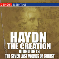 Haydn: The Creation - The Last Seven Words of Christ — сборник