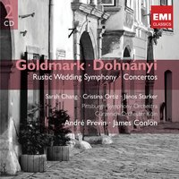 Goldmark & Dohnanyi: Orchestral Works — André Previn, James Conlon