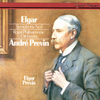 Elgar: Symphony No. 1 — André Previn, Royal Philharmonic Orchestra London