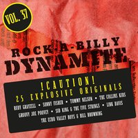Rock-A-Billy Dynamite, Vol. 37 — сборник