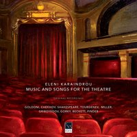 Music and Songs for the Theatre — Eleni Karaindrou
