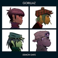 Demon Days — Gorillaz