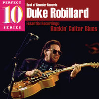 Rockin' Guitar Blues: Essential Recordings — Duke Robillard