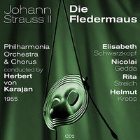 Die Fledermaus (1955), Volume 2 — Иоганн Штраус-сын