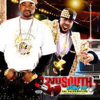 Wu South Vol.1 The Perscription — Cappadonna