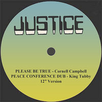 "Please Be True and Dub 12"" Version — Cornell Campbell"