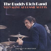 Very Alive At Ronnie Scott's — Buddy Rich