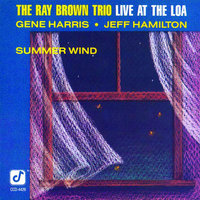 Summer Wind — Ray Brown Trio