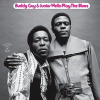 Buddy Guy & Junior Wells Play The Blues — Buddy Guy, Junior Wells