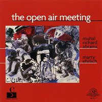 Muhal Richard Abrams and Marty Ehrlich: Open Air Meeting — Marty Ehrlich, Muhal Richard Abrams