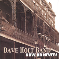 Now or Never — Dave Holt Band