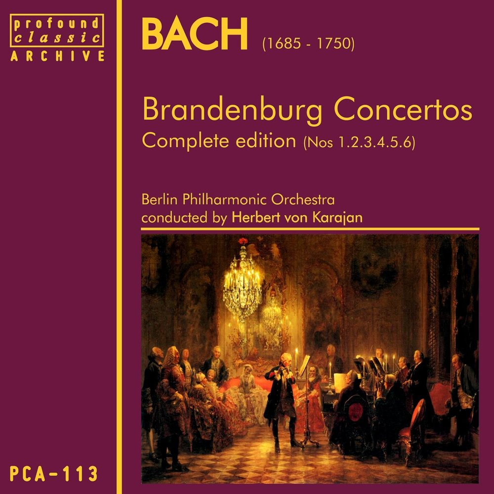 referring to bach s brandenburg concerto Composer associated with js bach: works, discussions, discographies bach & other influences part 2: continue from part 1: bach's italian influence [beginnersbach.