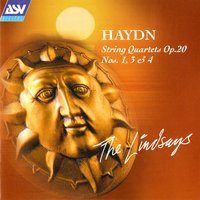 Haydn: String Quartets Op.20 Nos.1, 3 and 4 — The Lindsays