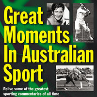 Great Moments in Australian Sport — Norman May