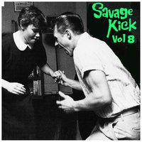 Savage Kick Vol.8, Early Black R&B Hipshakers — сборник