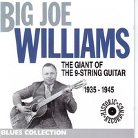 The giant of the 9 strings guitar — Big Joe Williams