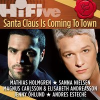 Hi Five: Santa Claus is coming to town — сборник