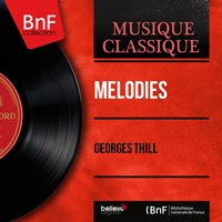 Mélodies — Georges Thill, Франц Шуберт
