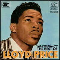 Mr. Personality - The Best of Lloyd Price — Lloyd Price