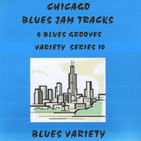 Chicago Blues Jam Tracks Series 10 — Matthews and Maz