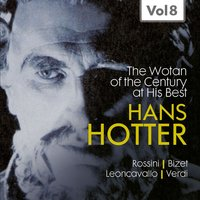 "Hans Hotter ""The Wotan of the Century"" at His Best, Vol. 8 — Artur Rother, Orchester des Deutschen Opernhauses Berlin"