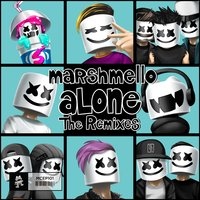 Alone — Marshmello