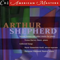 Music of Arthur Shepherd — Arthur Shepherd, Vivien Harvey Slater