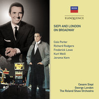 Siepi And London On Broadway — Cesare Siepi, George London, The Roland Shaw Orchestra