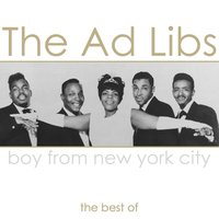 Boy From New York City - The Best Of — THE AD LIBS
